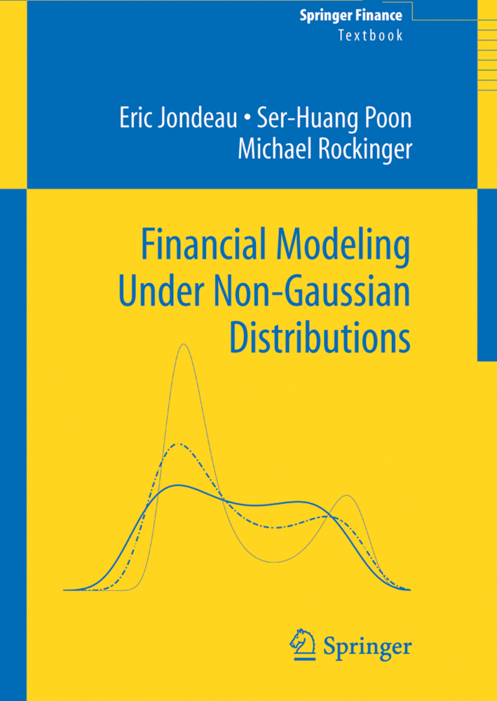Financial Modeling Under Non-Gaussian Distributions als Buch von Eric Jondeau, Ser-Huang Poon, Michael Rockinger - Springer