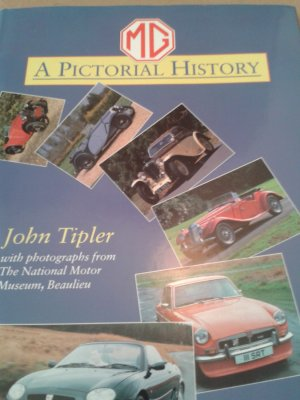 MG - A Pictorial History - John Tipler