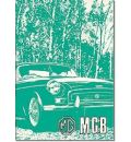 MG MGB Driver's Handbook - Brooklands Books Ltd