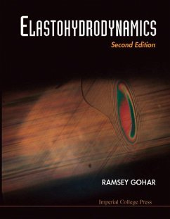 Elastohydrodynamics (2nd Edition) - Gohar, Ramsey