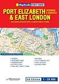 Port Elizabeth & East.London Street Guide  1 : 20 000