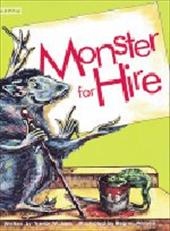 Monster for Hire - Wilson, Trevor / Newey, Regina