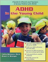 ADHD in the Young Child: Driven to Redirection: A Guide for Parents and Teachers of Young Children with ADHD - Cathy Reimers, Bruce A. Brunger