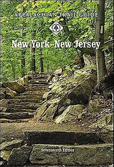 Appalachian Trail Guide to New York-New Jersey Book and Maps [With 2 Fold Out Maps] - Daniel Chazin
