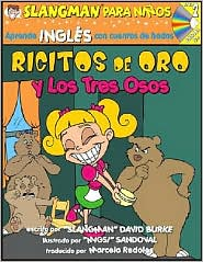 GOLDILOCKS (Spanish to English - Level 2): Learn ENGLISH Through Fairy Tales