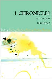 1 Chronicles, Second Edition - John Jarick