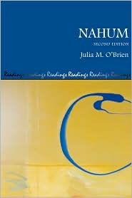 Nahum, Second Edition - Julia M O'Brien