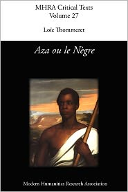 Aza Ou Le N Gre - Lo C Thommeret (Editor)