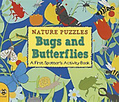 Nature Puzzles 01. Bugs and Butterflies