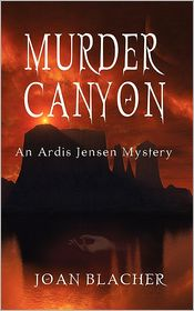 Murder Canyon - Joan Blacher