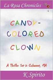 Candy-Colored Clown - K Spirito