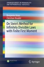 On Stein's Method for Infinitely Divisible Laws with Finite First Moment - Benjamin Arras; Christian Houdré