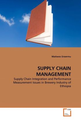 SUPPLY CHAIN MANAGEMENT als Buch von Matiwos Ensermu - Matiwos Ensermu