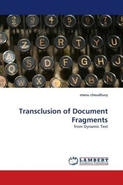 Transclusion of Document Fragments
