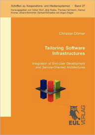 Tailoring Software Infrastructures: Integration of End-User Development and Service-Oriented Architecture Christian Dörner Author