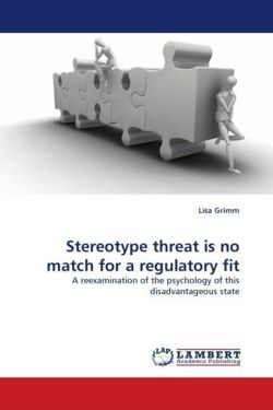 Stereotype threat is no match for a regulatory fit