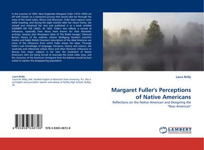 Margaret Fuller's Perceptions of Native Americans - Laura Reilly