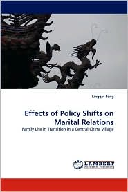 Effects of Policy Shifts on Marital Relations - Lingqin Feng