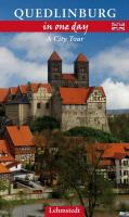 Quedlinburg in One Day