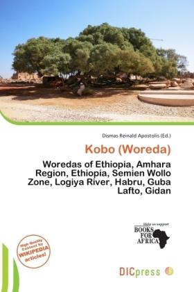 Kobo (Woreda) - Woredas of Ethiopia, Amhara Region, Ethiopia, Semien Wollo Zone, Logiya River, Habru, Guba Lafto, Gidan - Apostolis, Dismas Reinald (Hrsg.)