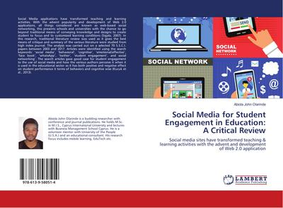 Social Media for Student Engagement in Education: A Critical Review - Abiola John Olarinde
