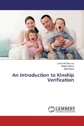 An Introduction to Kinship Verification - Meenpal, Toshanlal / Verma, Shrish / Goyal, Aarti