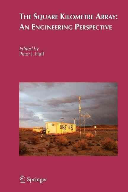 The Square Kilometre Array - Peter J. Hall
