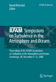 IUTAM Symposium on Turbulence in the Atmosphere and Oceans - David G. Dritschel