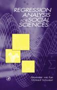 Regression Analysis for Social Sciences Alexander von Eye Author