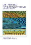 Distributed Operating Systems: Concepts and Practice