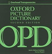 Oxford Picture Dictionary Overhead Transparencies