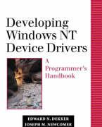 Crafting Windows NT Device Drivers: The Developer's Guide