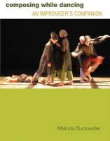 Composing While Dancing: An Improviseras Companion