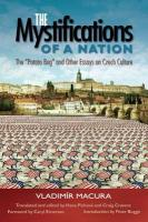 Vladim¿Macura: The Mystifications of a Nation: The Potato Bug and Other Essays on Czech Culture