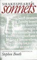 Shakespeare's Sonnets (Nota Bene)