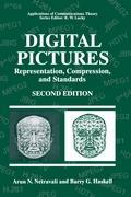 Digital Pictures: Representation, Compression and Standards (Applications of Communications Theory)