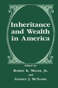 Inheritance and Wealth in America (The Language of Science)