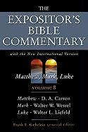 Expositor's Bible Commentary: Matthew, Mark, Luke: With the New International Version of the Holy Bible (Expositor's Bible Commentary Old Testament)