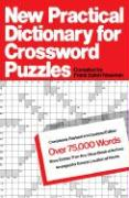 New Prac Dict Crossword Pu