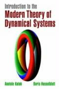 Introduction to the Modern Theory of Dynamical Systems (Encyclopedia of Mathematics and its Applications, Band 54)