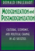 Modernization and Postmodernization: Cultural, Economic and Political Change in 43 Societies