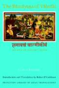 The Ramayana of Valmiki: An Epic of Ancient India, Volume I: Balaka¿¿a (Princeton Library of Asian Translations)
