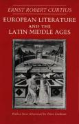 European Literature and the Latin Middle Ages (Bollingen Series)