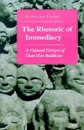 The Rhetoric of Immediacy