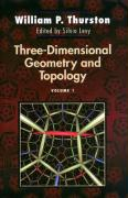Three-Dimensional Geometry and Topology, Volume 1: (pms-35) (Princeton Mathematical Series)