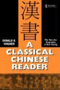 A Classical Chinese Reader