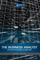 The Business Analyst: Information Technology's Paradigm Shift