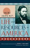 Mori Arinori's Life and Resources in America Mori Arinori Author