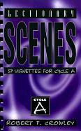 Lectionary Scenes (A) - Crowley, Robert F.