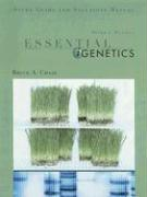 Essential Igenetics, Study Guide and Solutions Manual